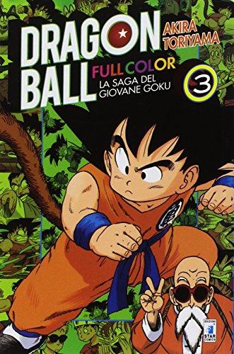 La saga del giovane Goku. Dragon Ball full color (Vol. 3)