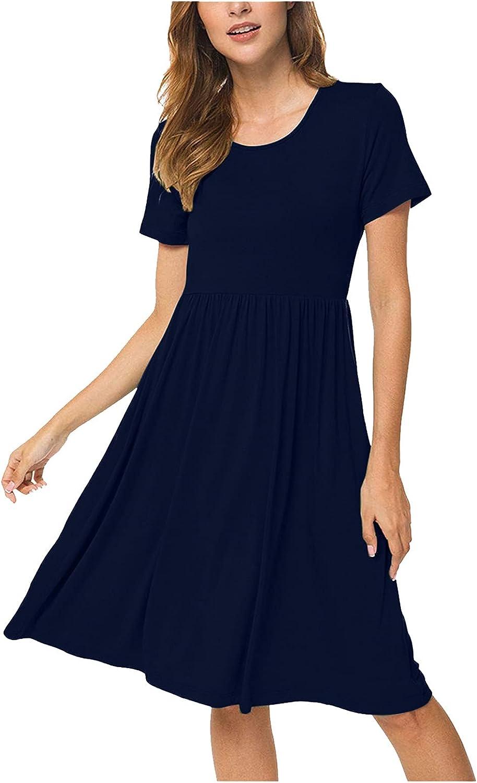 Smooto Long Evening Dress Cocktail Party Maxi Wedding Dress Vintage Dresses for Women Blue Dress for Women (Blue 2,XXL)