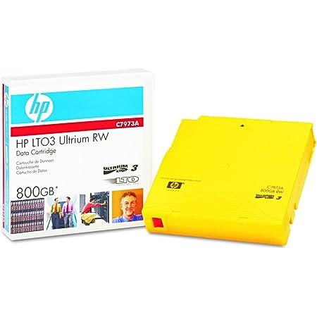 HP C7973A - LTO-3 Ultrium RW - Support de stockage 800 Go , Or