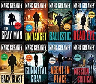 The Gray Man Series, 8-book set
