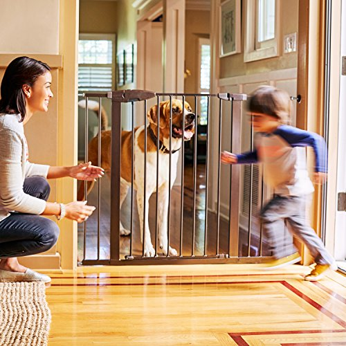 The 7 Best Pressure Mounted Baby Gates of [2021 Review]
