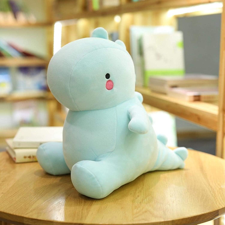 YQCX Blue Dinosaur Toys Premium Stuffed Soft Now on sale Ranking TOP8 Hugging Pil Cotton