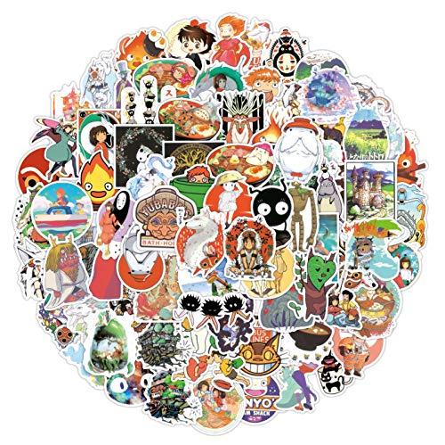 YRSM Cartoon Graffiti Stickers Personalized Luggage Waterproof Stickers 100pcs