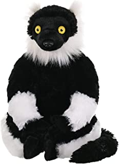 Wild Republic Lemur Plush, Stuffed Animal, Plush Toy, Gifts for Kids, Cuddlekins 12 Inches