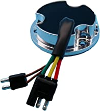 Tuzliufi Replace Voltage Regulator Rectifier Arctic Cat F6 F7 Firecat Sabercat 500 600 700 LX Carb R Sno Pro EFI L/C 5 Wires 2003 2004 2005 2006 Replace 0630-165 0630165 New Z57