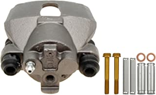 ACDelco 18FR1296 Professional Rear Passenger Side Disc Brake Caliper Assembly without Pads (Friction Ready Non-Coated), Remanufactured