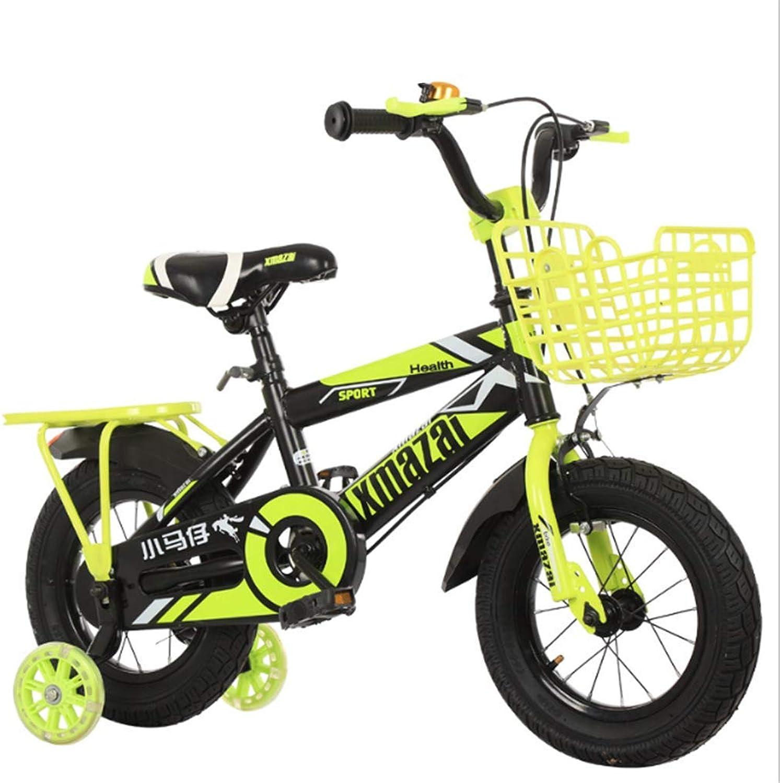 """mejor oferta CZALBL Bicicletas para para para Niños, Bicicletas para Niños de 12 , 14 , 16 y 18  de tamaño Estable al Aire Libre para Montar al Aire Libre para Niños de 2-12,C,16""""  alta calidad"""
