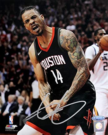 94e00fffea5 Gerald Green Signed Autographed Houston Rockets 8x10 Photo TRISTAR COA