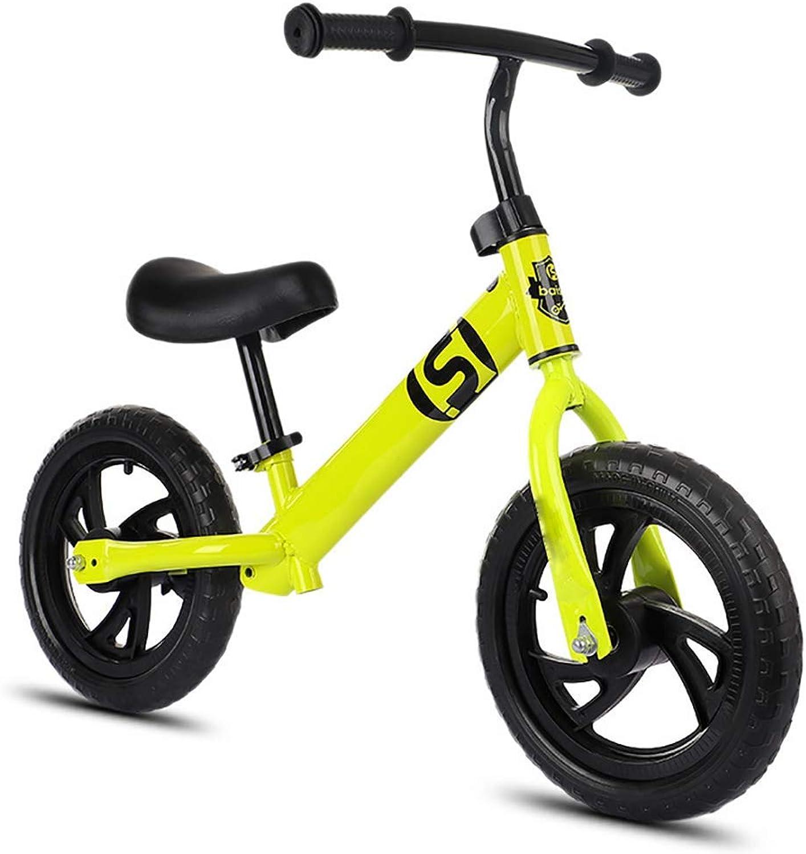 Web oficial SYRL 12    Balance Bike No Pedal Walking Balance Entrenamiento Bicicletapara Niños 2-6 Anos  Tienda 2018