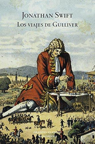 Los viajes de Gulliver Grandes Clásicos