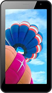 iBall D7061 Tablet (7 inch, 8GB, Wi-Fi + 3G + Voice Calling), Charcoal Blue
