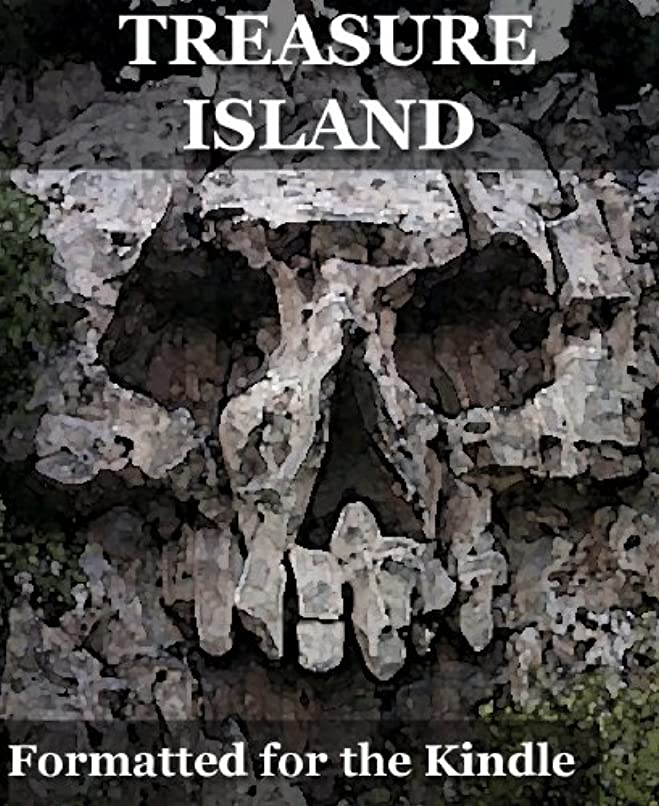 から排泄する進化するTreasure Island (Formatted Specifically for Kindle) (English Edition)
