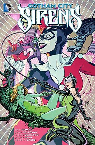 Gotham City Sirens: Book Two (English Edition)