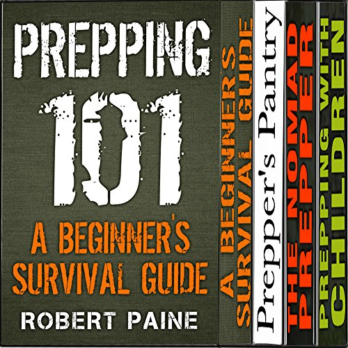 The Ultimate Prepper Collection cover art