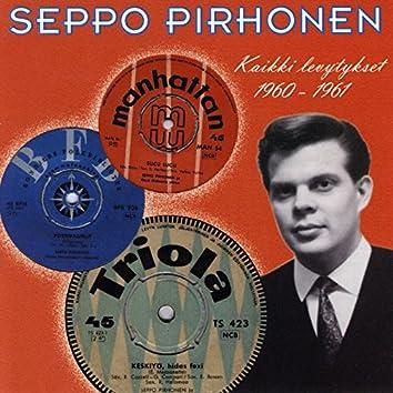 Kaikki levytykset 1960 - 1961