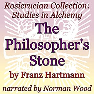 The Philosopher's Stone audiobook cover art