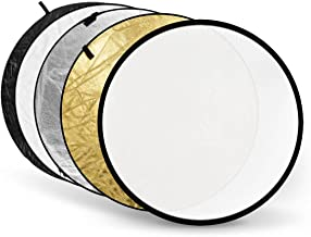 Oval-5in1-6090 Godox 5 in 1 Collapsible 24x36 60x90 Oval Studio Flash Diffuser Reflector Disc