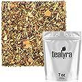Tealyra - Wonder Ayurvedic Chai - Sweet Spicy - Detox Tea - Yerba Mate - Green Rooibos - Formosa Oolong - Ginger - Healthy Loose Leaf Tea - Vitamins & Antioxidants Rich - Low Caffeine - 200g (7-ounce) by Tealyra