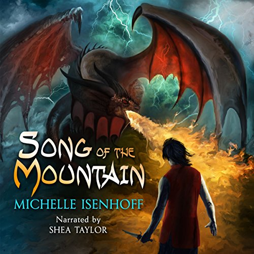 Song of the Mountain audiobook cover art