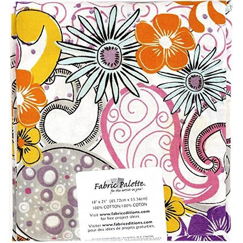 Fabric Editions Pre-Cut Fabric Palette, 42-Inch, Cordero A