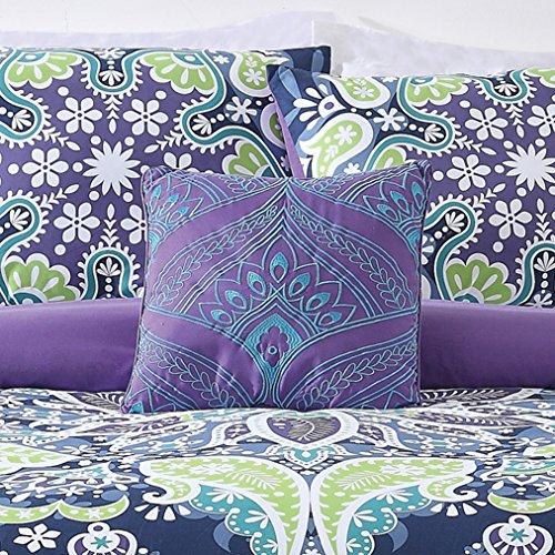 Pem America Boho Kaleidoscope Decorative Throw Pillow (16 inch Square)