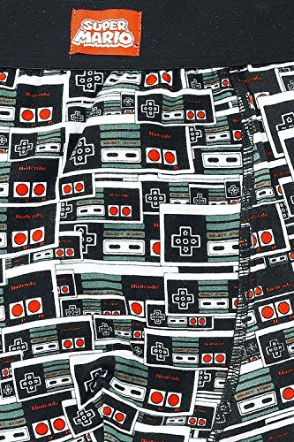Nintendo Boxershorts -M- Controller all over print