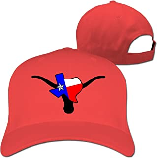Baseball Texas Bull Flag For Mens