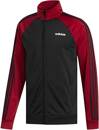adidas Essentials Men's 3-Stripes Track Jacket
