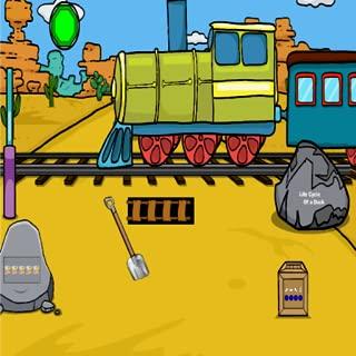 desert train escape