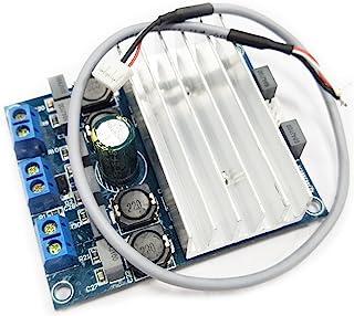 HiLetgo TDA7492 2x50W D Class High Power Digital Amplifier Board AMP with Radiator 10-26V