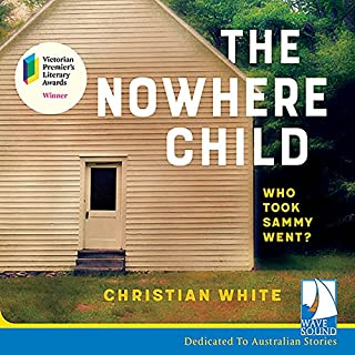 The Nowhere Child                   By:                                                                                                                                 Christian White                               Narrated by:                                                                                                                                 Stef Smith                      Length: 10 hrs and 4 mins     261 ratings     Overall 4.3