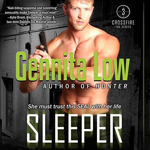 Sleeper audiobook cover art