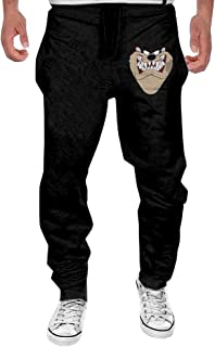 FANTSDYCOOL Men Don't Mess with Taz! Casual Sweatpants