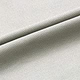 Tela de algodón puro lavado de color suave para manualidades, tela para pantalones vaqueros, camiseta,...