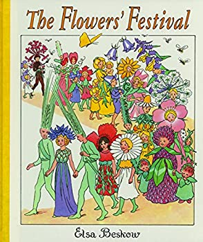 Hardcover The Flowers' Festival Book