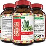 California Products Candida Albicans Cleanse Detox Pills for Men and Women Natural Digestion Support Supplement Boost...