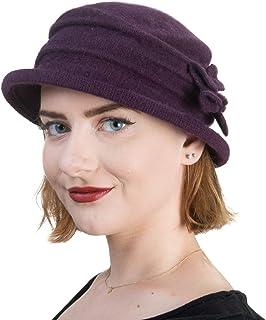 b6f49a0a9a3 Amazon.com  Purples - Bucket Hats   Hats   Caps  Clothing