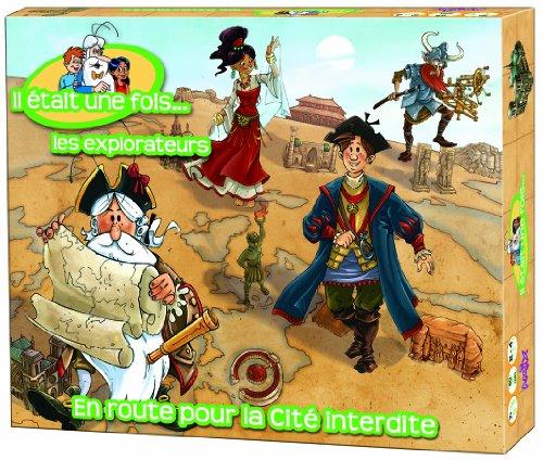 IL ETAIT UNE FOIS... LES EXPLORATEURS - Jeux de Plateau