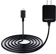 AmazonBasics Single Voltage AC Power Adapter Charger for Nintendo Switch - 6 Foot Cable, Black