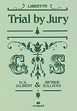 Trial by Jury Libretto