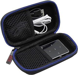Mp3 Player Tasche,GUBEE Tragbar Hart Reise Tasche Case Hülle Etui für Bluetooth MP3 Player MP4 Player,Victure/Soulcker/SVM...