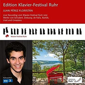 Juan Pérez Floristán (Edition Ruhr Piano Festival, Vol. 30) (Live)