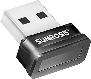 AUTENS USB Fingerprint Reader for Windows 10 Hello Encryption Fingerprint Identification Scanner Sensor, Instant Access, P...