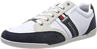 Tommy Hilfiger Corporate Material Mix Cupsole, Men Sneakers