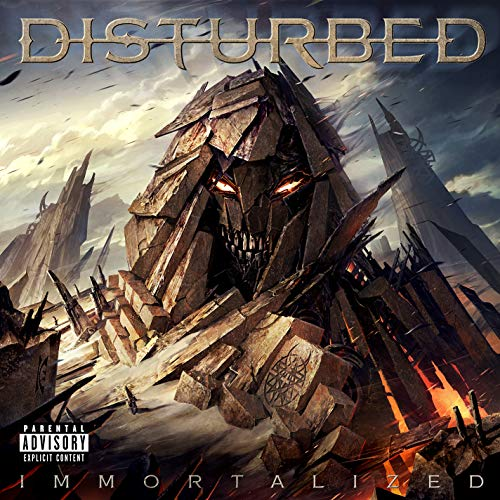 Disturbed: Immortalized (Deluxe Edition) (Audio CD (Deluxe Edition))