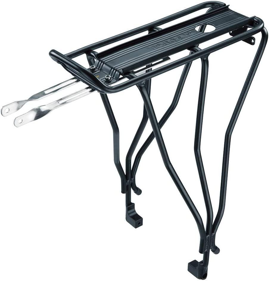 Columbus Mall Topeak Baby Seat Omaha Mall II Bicycle Disc Rack Di - with Fender Solid Top