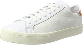 adidas Womens Originals Court Vantage Trainers in Footwear White
