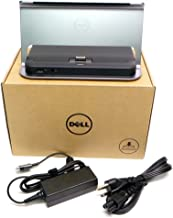 NEW Genuine OEM Dell Latitude 10 ST2 ST2e Windows 8 Tablet Dual Core Internal Processor External Power Station Kit USB/HDMI/RJ45 Networking Assembly Power Adapter D28MD Dock Docking JD0VV 53V3D 4VR3J