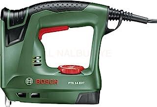 Agrafeuse Bosch - PTK 14 EDT (Livrée avec 1000 agrafes (type 53, longueur 10 mm))