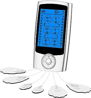 Electro Estimuladores Musculares, Mini Masajeador Y Estimulador, Gimnasia Pasiva, Electroestimulador Digital Muscular, Parches Electroestimulador, Tens Ems Electroestimulador, Electrodos Para Tens